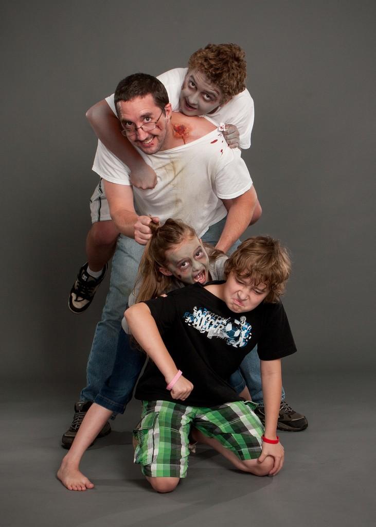 Zombie Family Fun